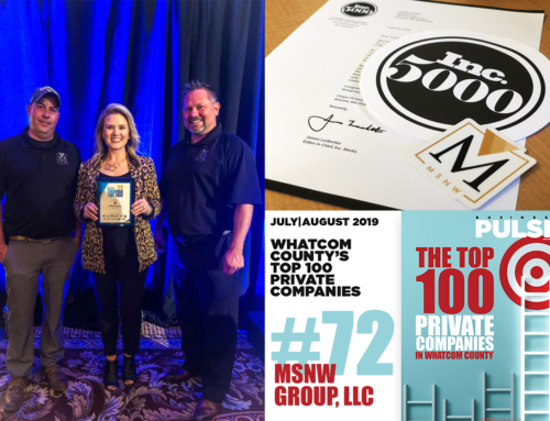 MSNW Group, LLC Wins 3 Awards in 2019
